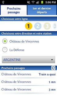 RATP : Subway Paris - screenshot thumbnail