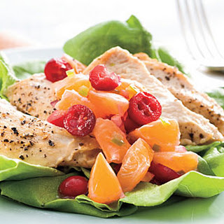 Clementine-Cranberry Salsa