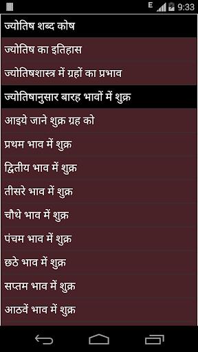 jyotish shabdkosh