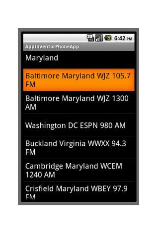Maryland Basketball Radio