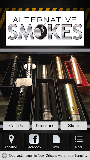 Alternative Smokes