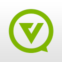 ViperText: Out of Credit SMS icon