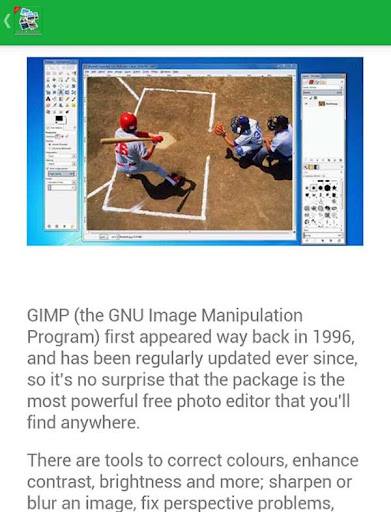 Image Editor Software Review