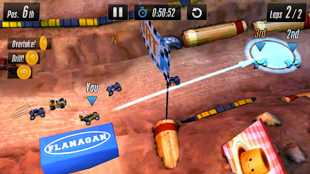 Touch Racing 2 1.4.1.2 screenshot 38077