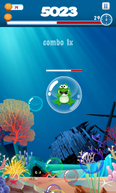Bubble Pang - screenshot