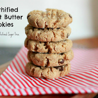 Healthified Peanut Butter Cookies