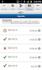 FirstMerit Mobile Banking Screenshot 5