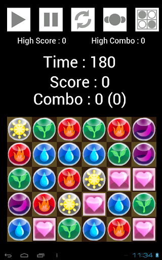 【免費益智App】轉珠模擬器 (排珠程式)-APP點子