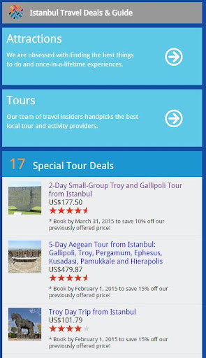 Istanbul Travel Deals Guide