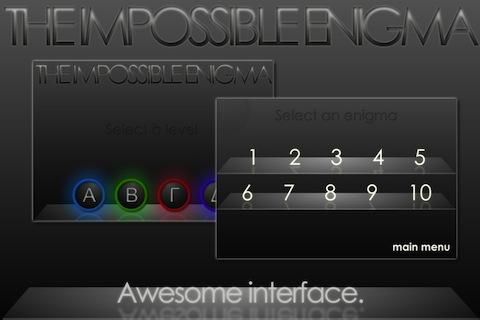 The Impossible Enigma - TIE screenshot #2
