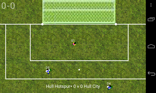 Soccer for Android  screenshots 7
