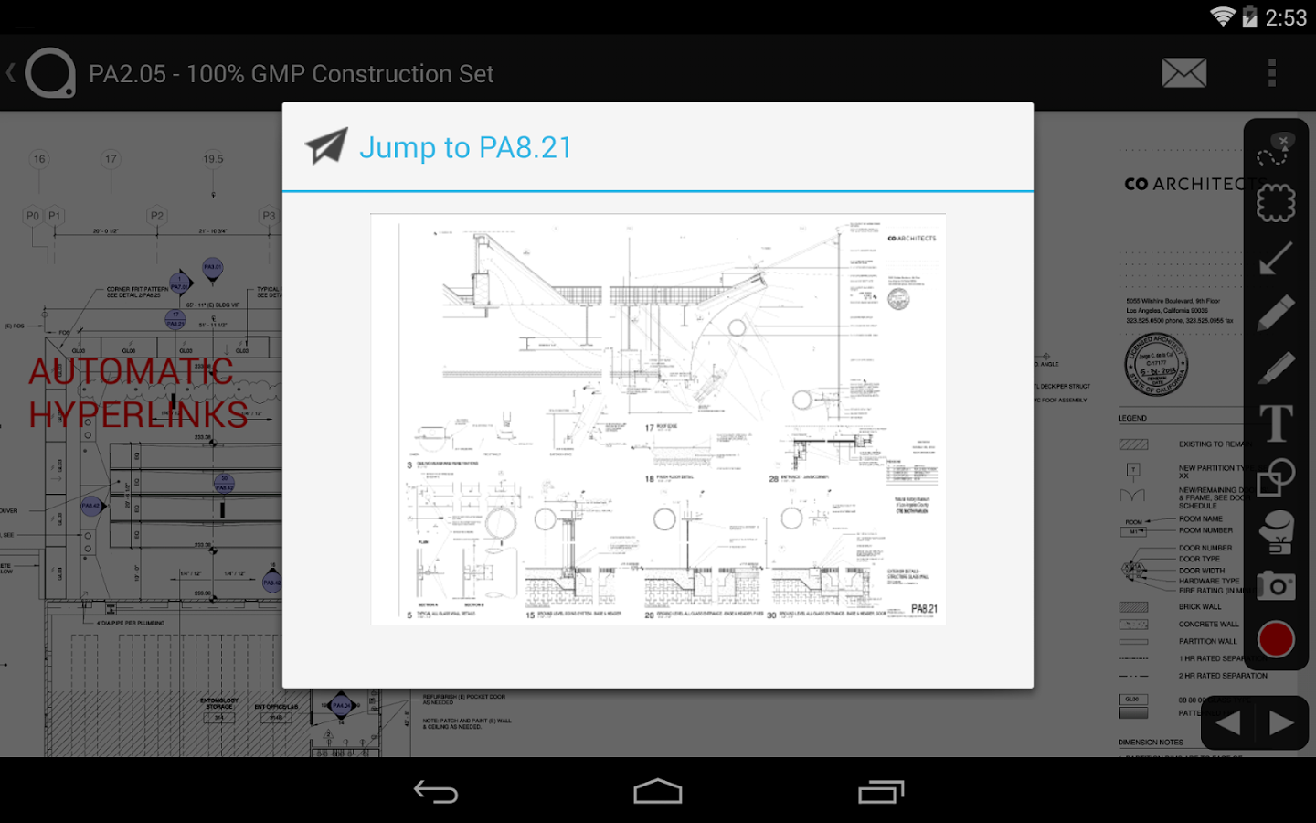 Plangrid for construction android apps on google play for App for blueprints