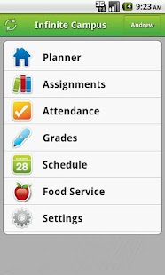 Infinite Campus Mobile Portal - screenshot thumbnail