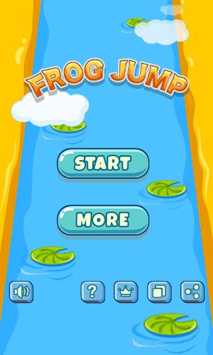 青蛙跳跳 - Frog Jump