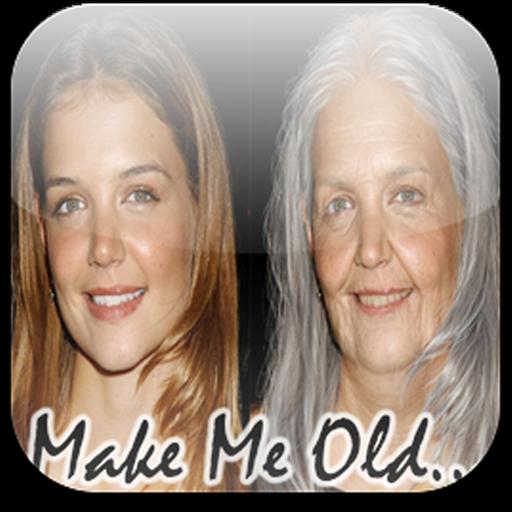 Make me old | Face Aging LOGO-APP點子