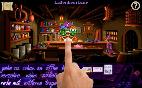 Simon the Sorcerer Screenshot