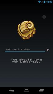 Ask the Helix - screenshot thumbnail