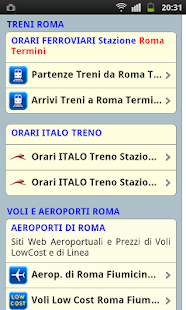 miMuovo - Transports in Italy - screenshot thumbnail