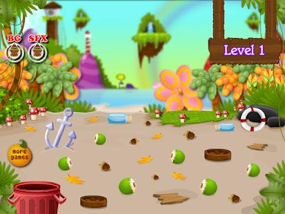 島上的童話女孩的遊戲