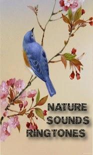 Příroda Sounds Ringtones - náhled