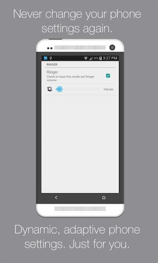 Modes - Adaptive Settings Pro