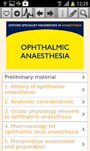 Ophthalmic Anaesthesia screenshot 9