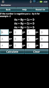 Math Algebra Solver Calculator - screenshot thumbnail