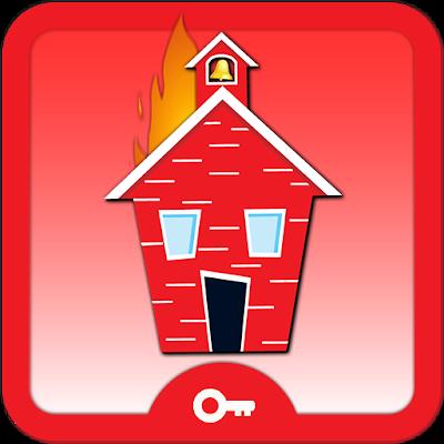 Дом в огне - Побег игры
