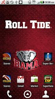 Screenshot of Alabama Live Wallpaper HD
