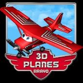 3D PLANES - BRAVO