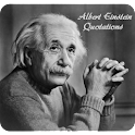 Albert Einstein Quotations logo
