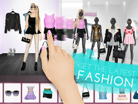 Stardoll Fame Fashion Friends 1.5.8 screenshot 640375