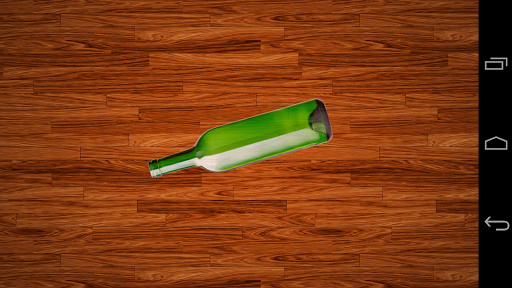 Simple Spin the Bottle