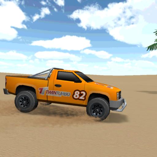 4x4 Offroad Desert 3D LOGO-APP點子