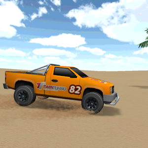 4×4 Offroad Desert 3D for PC and MAC