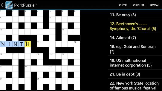 Crossword APK 8