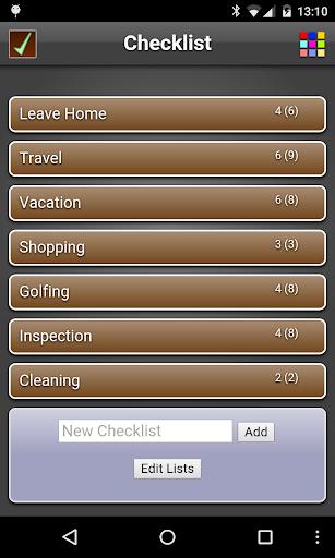 Checklist Free
