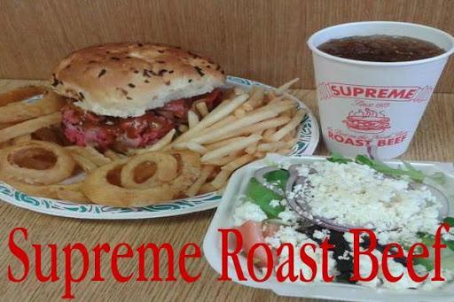 Supreme Roast Beef