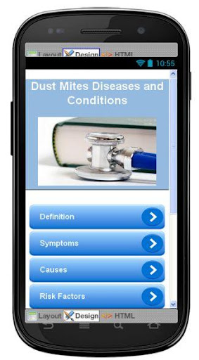 Dust Mites Disease Symptoms