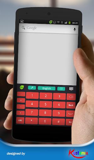 玩個人化App|Red&Green Keyboard免費|APP試玩