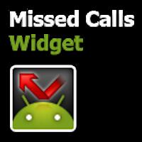 Missed Calls Widget 1.98
