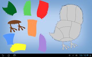 Screenshot of Kids Preschool Puzzles (Lite)