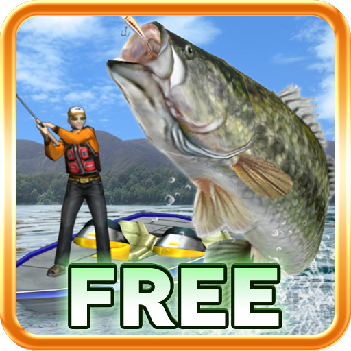 Bass fishing 3d free v2 2 2 apk sports games games for android for Free online fishing games
