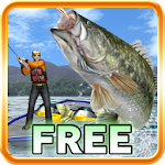 Bass Fishing 3D Free v2.3.1