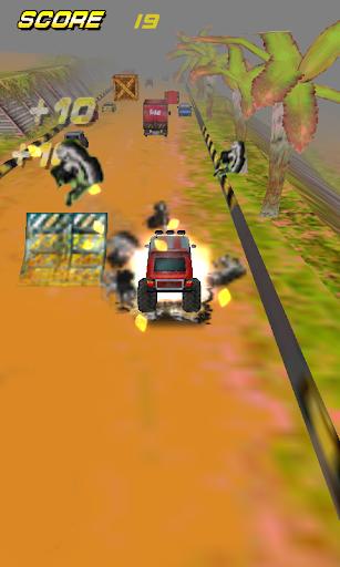 無料赛车游戏Appのレーシングカーモンスタートラックの3D|記事Game