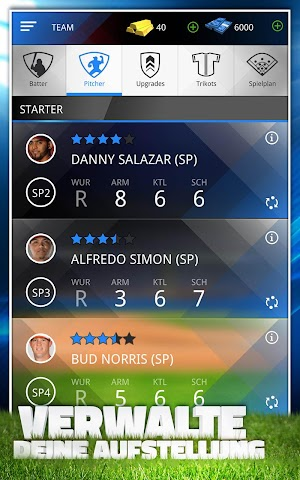 android TAP SPORTS BASEBALL 2015 Screenshot 3