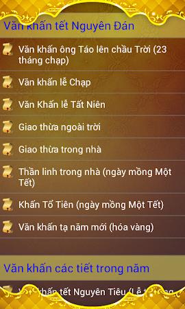 Lich Van Nien - Lịch VN 2016 7.5 screenshot 334432