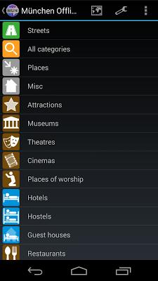 Munich Offline City Map Lite - screenshot