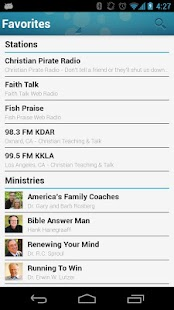 Christian Radio- screenshot thumbnail