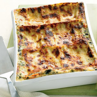 Freeze-Ahead Lasagna Primavera.